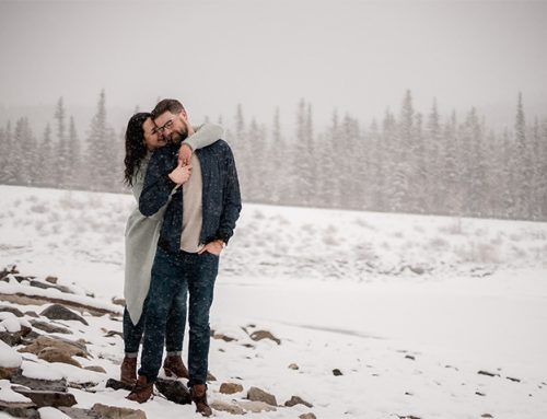 The Mountains Beyond | Couple's Session