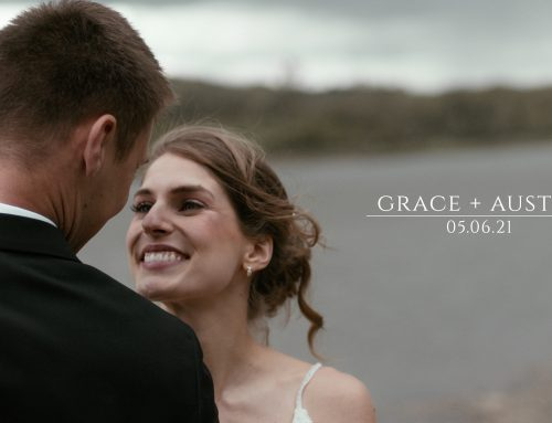 Grace + Austin | Wedding Highlights Video